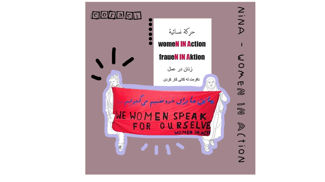 NINA – womeN IN Action / 12.06.20, 19.30h